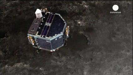 Rosetta Space mission: live - One News Page